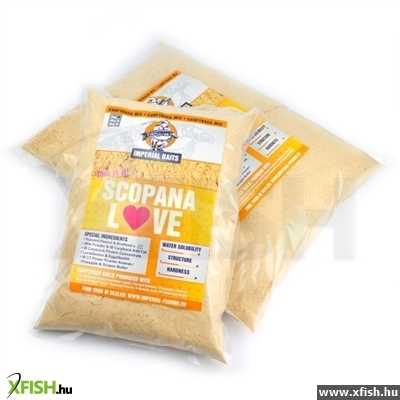 Imperial Baits Carptrack Scopana.Love Mix 2 Kg