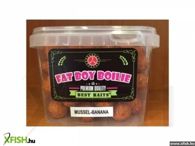 Best Baits Fat Boy Bojli 700g halibut-sardinia