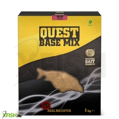 Sbs Quest Base Mix Ace Lobworm 1 Kg Bázis Mix