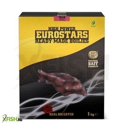 Sbs Eurostar Ready-Made Bojli Green Crab 1 Kg 16 Mm