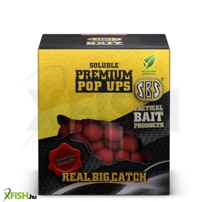 Sbs Soluble Premium Popup Bio Big Fish 100 Gm 16, 18, 20 Mm Lebegő Halcsali