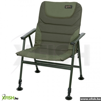 Fox Warrior® 2 Compact Arm Chair Horgász Fotel