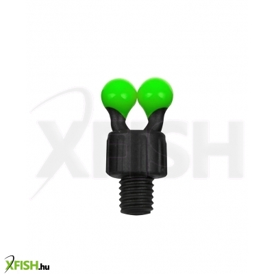 Fox Black Label Coloured Ball Clips Zsinórcsiptető Piros