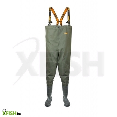 Fox Chest Waders Size 10 / 44 Mellescsizma