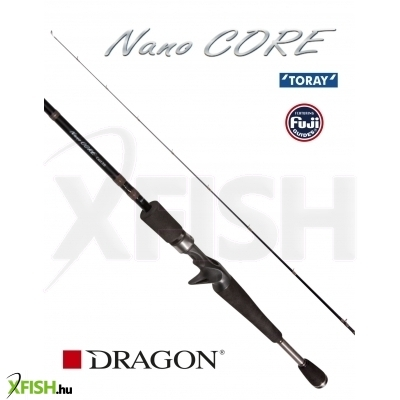 Dragon Nanocore Cast 21 4-21G 198Cm Action:Xf 2-Rész