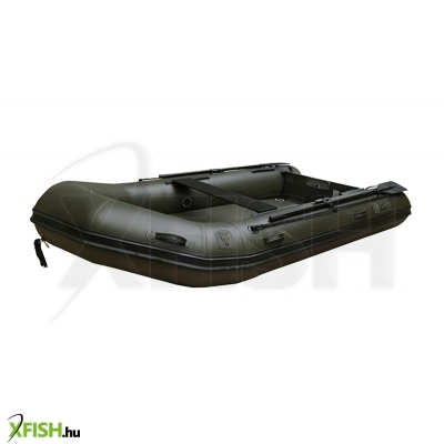 Fox 3.2m Green Inflable Boat gumicsónak - Air Deck Green 3,2m