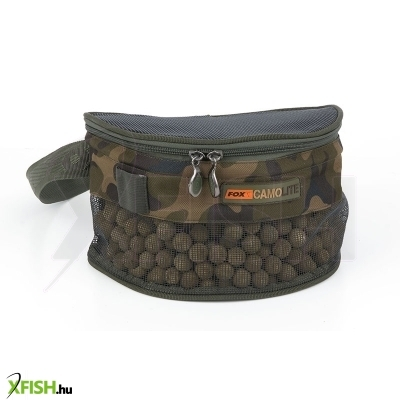 Fox Camolite™ Large Boilie Bum Bag Csalis Táska