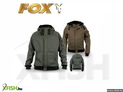 FOX FOX SUPERWEIGHT KAPUCNIS PULÓVER - Green 7e73a77d2a