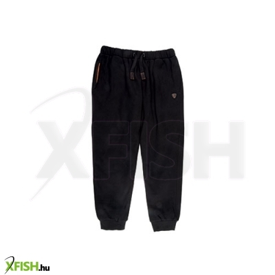 Fox Heavy Lined Joggers Black/Orange - Melegítő Alsó S