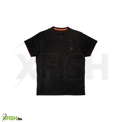 -682 Ft FOX gyapjú póló Black Orange - XXL 554145d567
