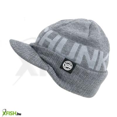 -536 Ft Fox Sapka Grey Peaked Beanie 00832b2288