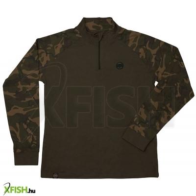 21ae8ee273 -837 Ft Fox Large Camo/Khaki Edition Long Sleeve T hosszú ujjú póló L