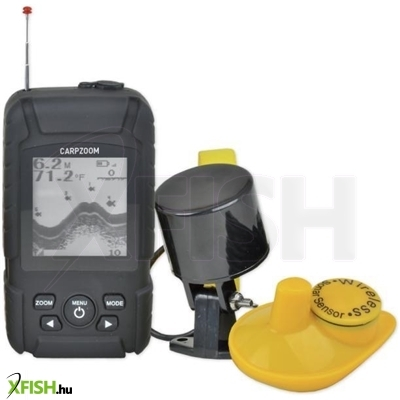 Carp Zoom Fanatic Fishfinder Fanatic Halradar