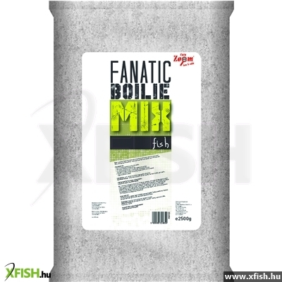 Carp Zoom 2,5kg halas Fanatic bojli Mix,