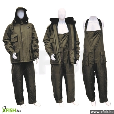Carp Zoom Thermo Prof Suit Professional Thermo Ruha Xl