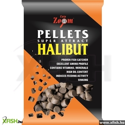 Carp Zoom Feeding Halibut Pellet 20 Mm 800 G