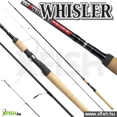 Dam Whisler Light Jig Pergető Bot 240 / 8-35G