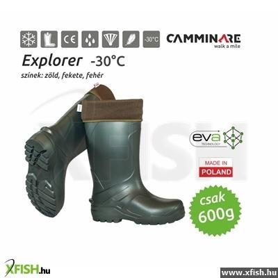 ed0c57e2bb -1 259 Ft Camminare Explorer EVA habosított gumi csizma, kivehető, mosható  bélés, -30°C
