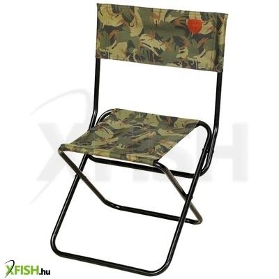 Giants Fishing Könnyen Összecsukható Szék Chair Classic Plus 38x35x36 cm