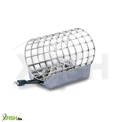 Fox Matrix Stainless Steel Cage Feeder Kosár Medium 30G (35Mm X 25Mm)