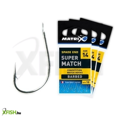 Fox Matrix Super Match Horog (16-Os)