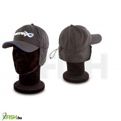 ... Fox Matrix Fekete Fülvédős Baseball Sapka 9541be7ce9