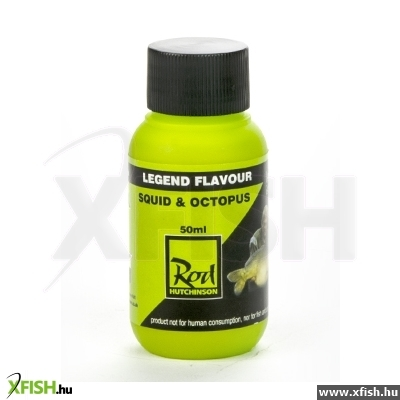 Rod Hutchinson Legend Flavour Squid & Octopus 50Ml Bojli Aroma