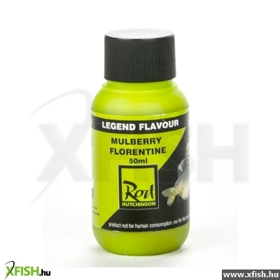 Rod Hutchinson Legend Flavour Mulberry Florentine 50Ml Bojli Aroma