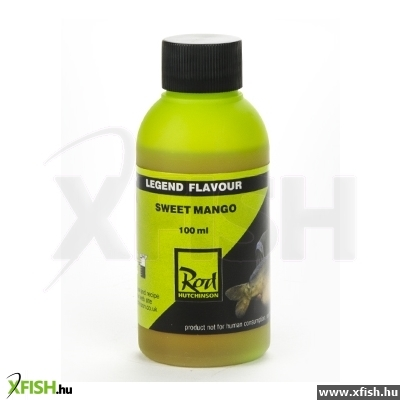 Rod Hutchinson Legend Flavour Sweet Mango 100 Ml Bojli Aroma