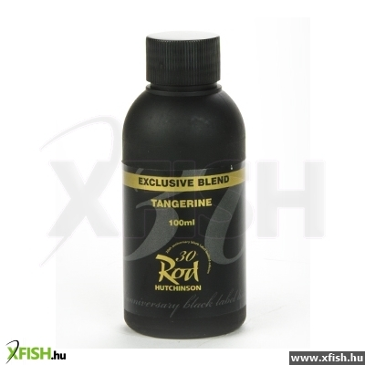 Rod Hutchinson Exclusive Blend Tangerine 30Th Anniversary 100 Ml Bojli Aroma