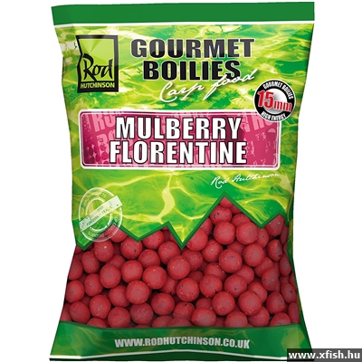 Rod Hutchinson bojli Mulberry Florentine With Protaste Plus 15Mm 1Kg