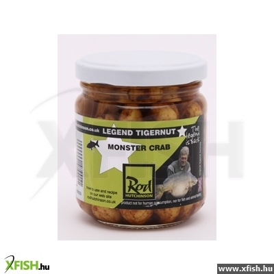 Rod Hutchinson Legend Particles Tigernut Monster Crab 210ml