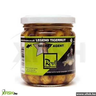 Rod Hutchinson Legend Particles Tigernut Secret Agent 210ml