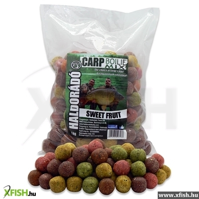 Haldorádó Carp Bojli Mix - Sweet Fruit 1 kg / 20 mm