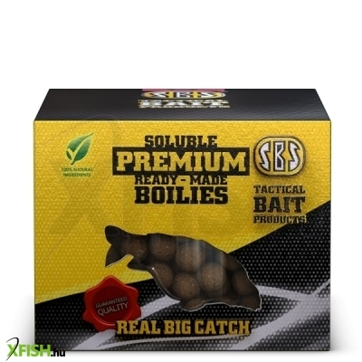 Sbs Soluble Premium Ready-Made Bojli Bio Big Fish 250 Gm 16, 18, 20 Mm