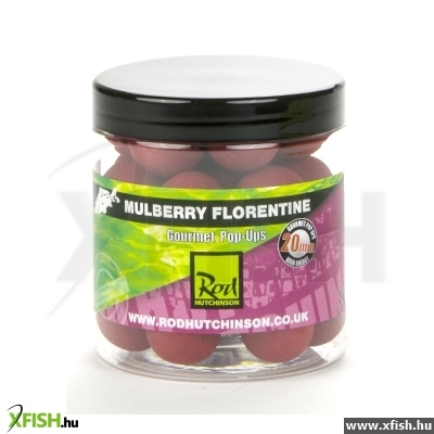 Rod Hutchinson Pop Ups Mulberry Florentine With Protaste Plus 20Mm