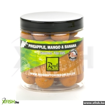 Rod Hutchinson Pop Ups Pineapple, Mango & Banana 20Mm