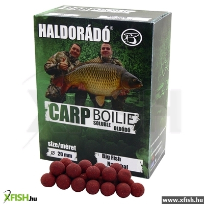 Haldorádó Carp Bojli Soluble Oldódó - Big Fish 800 G / 20 Mm