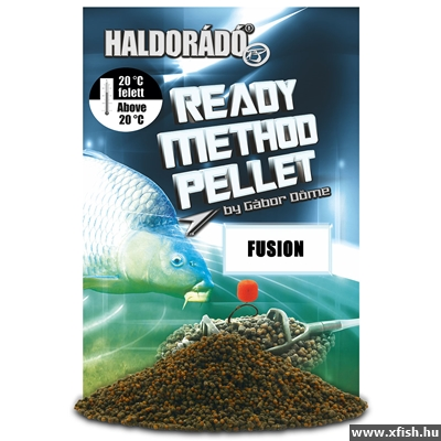 Haldorádó Ready Method Pellet - Fusion 2Mm 400G