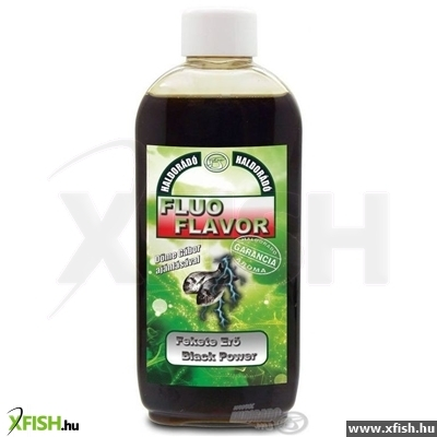 Haldorádó Fluo Flavor - Fekete Erő / Black Power 200 Ml Aroma