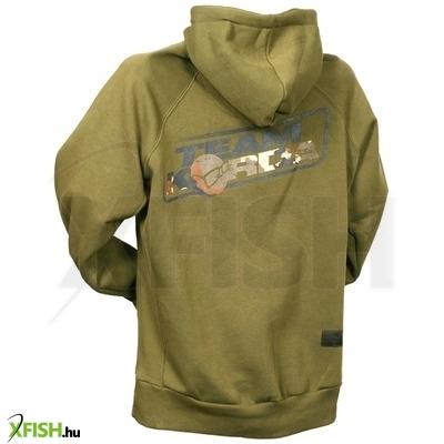 Pulóver, horgász pulóver, neopren pulóver, kapucnis pulóver