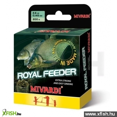 Mivardi Royal Feeder 0,185mm 200m