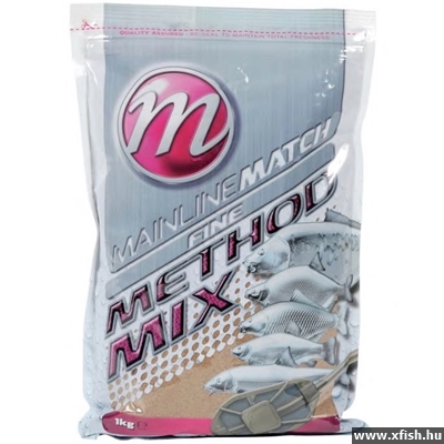 Mainline Match Fine Method Mix Etetőanyag 1000G