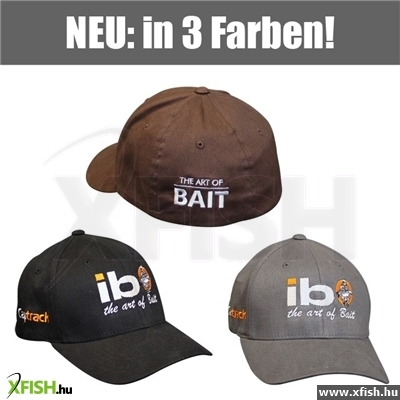 Imperial Baits Baseball Sapka The Art Of Bait Flexifit Cap S/M Brown