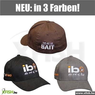 Imperial Baits Baseball Sapka -The Art Of Bait Flexifit Cap L Xl Grey 4c995937b5