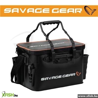 10 % Savage Gear Boat   Bank csónakos pergető táska S (40x25x25cm) 45c8e7cf54