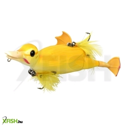 Savage Gear 3D Suicide Duck Kiskacsa Imitáció 150 15Cm 70G 02-Yellow