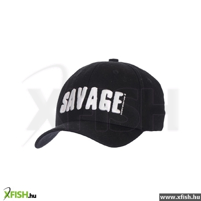 Savage Gear Sapka Simply Savage 3D Logo Cap