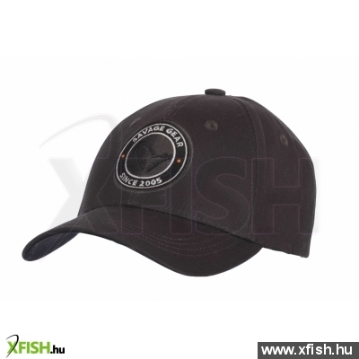 Savage Gear Sapka Simply Savage Badge Cap