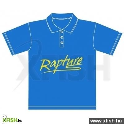 -1 001 Ft Rapture Galléros Póló Xxl Azúrkék f9569b4808